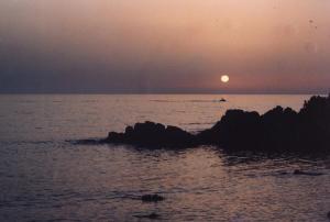 شاطئ حجاج بولاية مستغانم