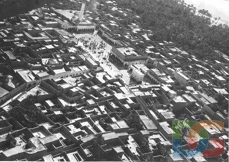 صورة شاملة لمدينة أولاد جلال (ولاية بسكرة)