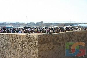 السوق المحلي لمدينة أولاد جلال (ولاية بسكرة)