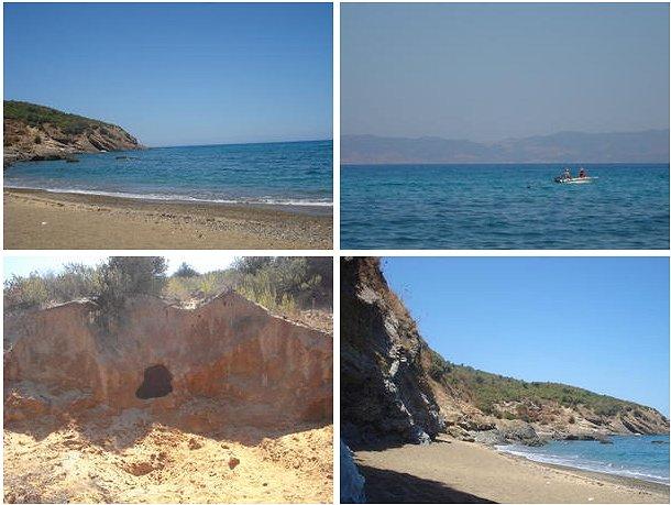 صورة لشاطئ
