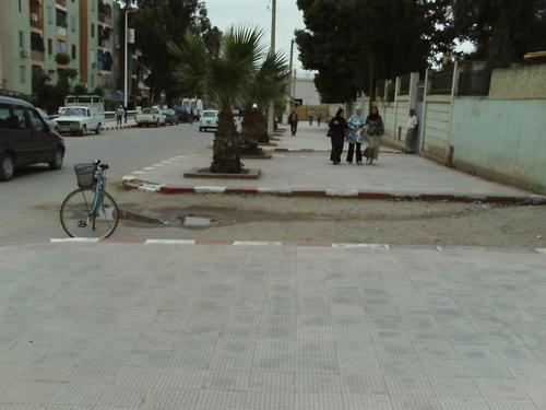 La Cit� Abdennour dans la commune d'El Harrouch
