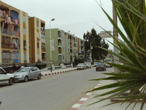 La cit� Abd-Elnour (El-Harrouche)
