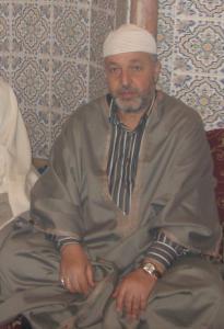 الشيخ محمد شريف بشطارزي قدم زاوية سيدي عبد الرحمان بشطارزي