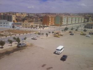 صورة لحي المرجى بتيسمسيلت