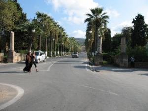 مدرسة الضباط بمدينة شرشال (ولاية تيبازة)