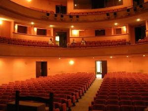 قاعة المسرح الكبير للجزائر العاصمة