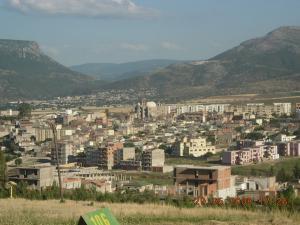 صورة شاملة لمدينة الحروش (1)