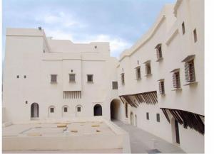 منازل الصيادين بقصر رايس حميدو (الجزائر العاصمة)