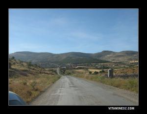 منظر من ضواحي قرية