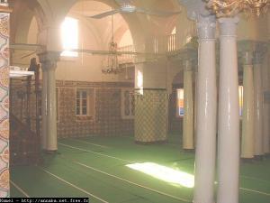 الصحن الداخلي لجامع الباي (1)