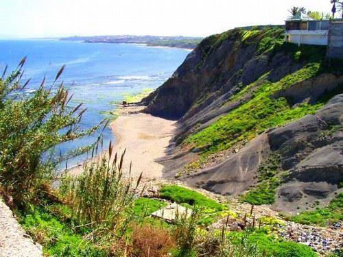 الساحل البهيج لبلدية عين طاية (الجزائر العاصمة)