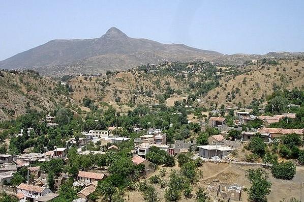 صورة لقرية