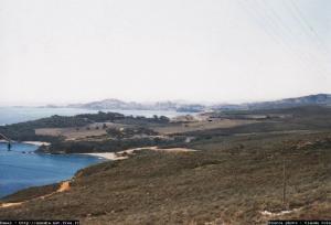 صورة لشاطئ عين عشير في 1961