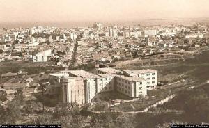 صورة قديمة لمستشفى ابن رشد (1961 ـ 1962)