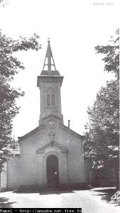 الكنيسة القديمة لمدينة سرايدي