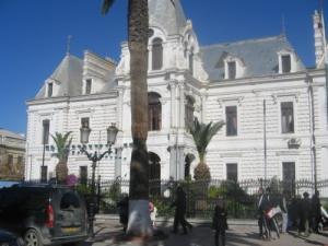 L'Hôtel de Ville de Sidi Belabbes