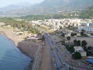 صورة ساحلية لبلدية أوقاس (ولاية بجاية)