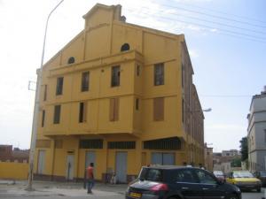 La Gare Ferroviaire de Sidi Belabbes
