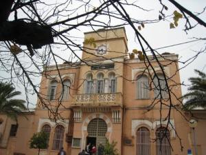 La Mairie de Ben Badis