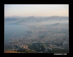 منظر من قمة يمة ڨوراية 1