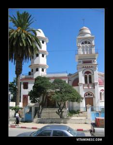 المسجد العتيق لمدينة أوقاس