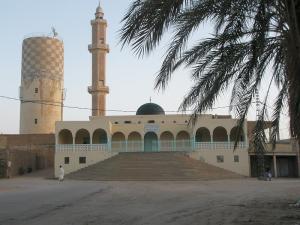 المسجد العتيق لمدينة رويسات