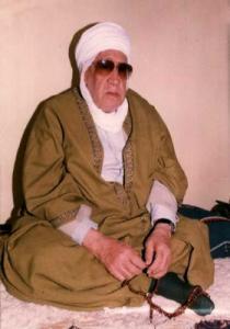 شيخ الطريقة التيجانية سيدي محمد البشير