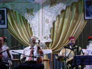 مهرجان الحوزي بقيادة الشيخ محمد غفور
