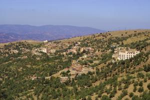 صورة من قرية