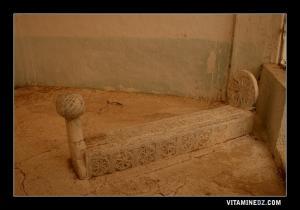 قبر مجهول بجوار قبر سيد خالد