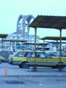 Station de Taxis à Sidi Brahim (Annaba)