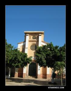 الكنيسة القديمة لمدينة ڨديل