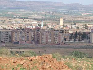 صورة شاملة لمدينة