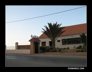 مطعم الغزلان على ضفة ساحل أرزيو