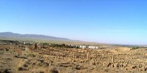 La ville Romaine de Timgad