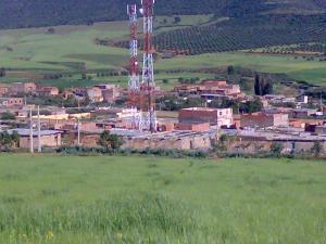 منظر من مدينة بنيان