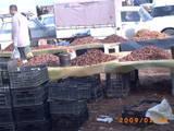 السوق المحلي لقرية عين عازل
