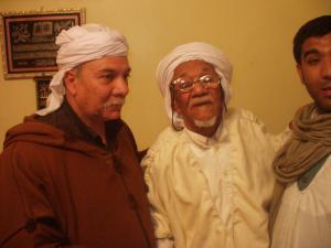 وفاة مقدم زاوية مولاي طيب بمدينة سعيدة 17 ـ 08 ـ 2009