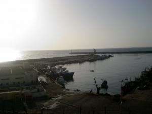 صورة لميناء مدينة مستغانم 1