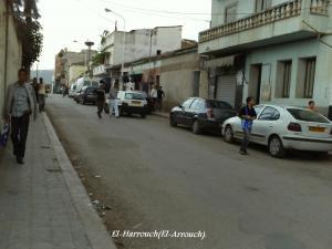 شوارع مدينة