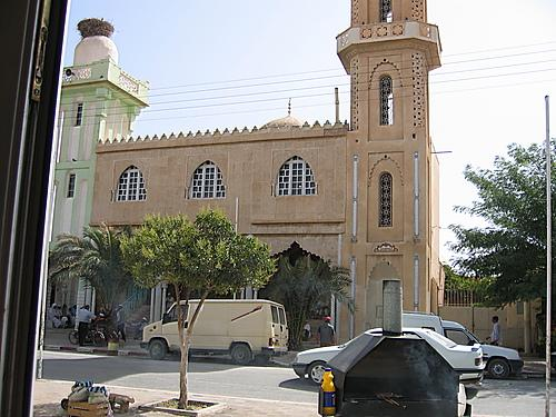 المسجد العتيق لمدينة