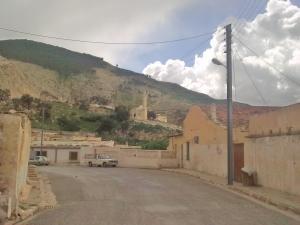 مدخل قرية
