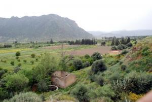 صورة لجبل الصومام ببلدية أقبو (ولاية بجاية)