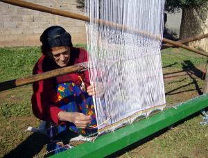 صناعة النسيج بضواحي تيزي وزو