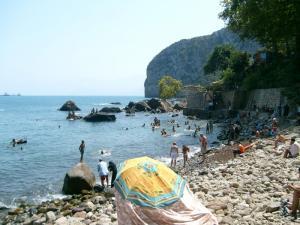 صورة من شاطئ الزيقواط (ولاية بجاية) 1
