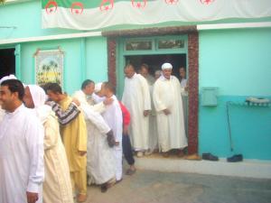 عيد الفطر بزاوية مولاي طيب بولاية سعيدة 8