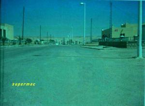 منظر من شوارع مدينة دبداب