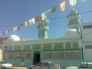 المسجد العتيق لمدينة مراحنة