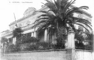 مقر ولاية ڨالمة في الفترة الإستعمارية