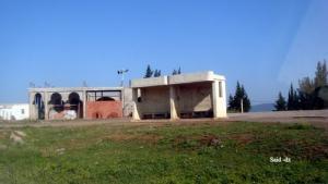 Une Mosquée en Construction à Boucheghouf